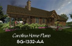 images of small stone craftsman cottage see floorplan views and images of stone craftsman contemporary open floor home plan for easy selection. 3d House Plans, Porch House Plans, Cottage House Plans, Best House Plans, Cottage Homes, Custom Floor Plans, Small House Floor Plans, Small Cottages, Small Houses