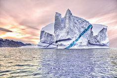 Iceberg by Sabry Mason on 500px