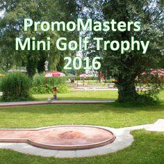 HEUTE: Die PromoMasters Mini Golf Trophy 2016. Wird Ihr PromoMasters Ansprechpartner der Champion 2016? Feuern Sie ihn oder sie an! :-) Der Sieger 2015 ist Benedikt Fial welcher auch heuer als einer der Favoriten gehandelt wird. #Golf #Trophy #PromoMasters  Minigolf Salzburg Leopoldskron