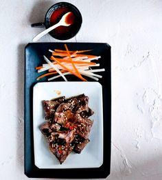 Bulgogi eli korealainen liha, resepti – Ruoka.fi