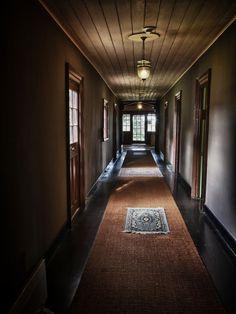 Woodlands Homestead hallway