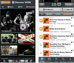 Don't forget to install the Official #SXSW #iPhone & #iPad app and keep your schedule in your pocket at all times. #SXSWprep #SXSW #apps #technology #SXSWi #villagesxsw