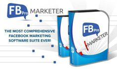 FB Pro Marketer – Best Software Instantly Build High Converting Facebook Pages in Just 15 Seconds and Maximize Facebook Business Income