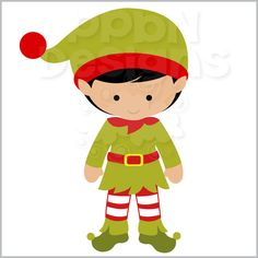 PPbN Designs - Christmas Boy Elf (Free for Basic and Deluxe Members), $0.00 (http://www.ppbndesigns.com/products/christmas-boy-elf-free-for-basic-and-deluxe-members.html)