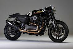 Harley Davidson XR 1200 Cafe Racer CRD#46 Cafe Racer Dreams