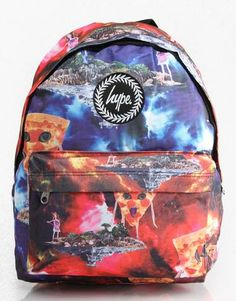 Hype Borgore 3 Backpack - Multi - RouteOne.co.uk