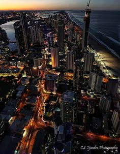 my home...the Gold Coast <3