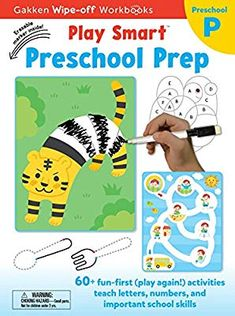 Play Smart Preschool Prep Gakken Early Childhood Experts 9784056210347 Amazon Books