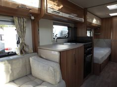 2017 Lunar Delta TS | New Carvans | Highbridge Caravan Centre Ltd.