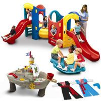 Activity Quest Climber Bundle from www.littletikeschildcare.com ... AWESOME site for daycare toys and such