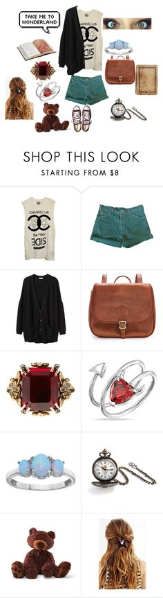 """""""Untitled #227"""" by miaeva88 ❤ liked on Polyvore featuring UNIF, Converse, Organic by John Patrick, J.W. Hulme Co., Alexander McQueen, Bling Jewelry, Gund and Urban Outfitters"""