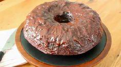 Chocolate Sour Cream Bundt Cake Allrecipes.com