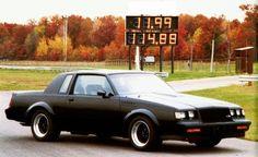 1987 Buick Regal Grand National - GNX