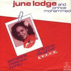 June Lodge - Someone loves you honey / one time daughter