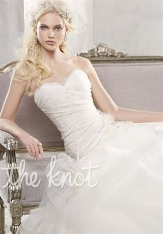 Alvina Valenta 9252 Wedding Dress