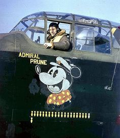 Lancaster B.Mk1 W4118 10Sqn Commander Guy Penrose Gibson RAF Syerstone