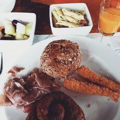 #brunch #sandwich #bacon Photo: myrthhuizinga