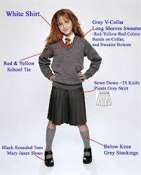 Resultado de imagem para hogwarts costume