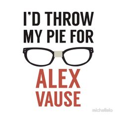 I'd Throw My Pie for Alex Vause by Michellelo.
