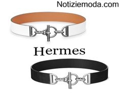 Cinture Hermes accessori primavera estate