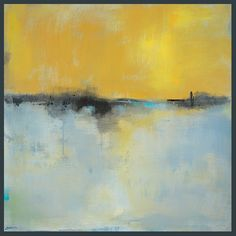 Contemporary Abstract Landscape Paintings by Jacquie Gouveia - Original Art for the Home or Office