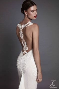 Amancia - Muse by BERTA - Brand new luxury diffusion line by the biggest name in Bridal, coming soon to www.sibridal.com #sibridal #muse #berta #musebyberta #weddingdress #bridal