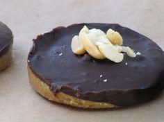 Chocolate Peanut Butter Cups (gluten & dairy free...)