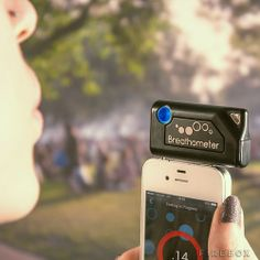 Breathometer!  Found on #thegadgetflow Tumblr!