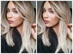 Icy Blonde | Nicky Lazou