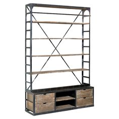Lawrence Bookcase