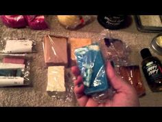 LUSH Haul and Review 2012