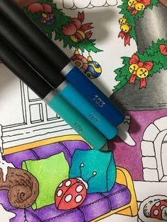 Colouring Techniques, Color Combos, Art Supplies, Castle, Inspiration, Products, Coloring Pages, Colors, Painting Art