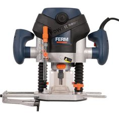FERM 1300 W Precision Router - by Ferm -- Awesome products selected by Anna Churchill Revolver, Nerf, Outdoor Power Equipment, Ebay, Toys, Churchill, Anna, Awesome, Products