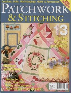 . Patchwork Cocina y Romantico - Zecatelier - Picasa Web Albums... Patterns and instructions!