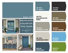 Instantly turn any picture into a palette with ColorSnap, created for you by Sherwin-Williams. Exterior Paint Schemes, Exterior Paint Colors For House, Paint Colors For Home, Exterior Colors, Mobile Home Exteriors, House Paint Color Combination, Front Door Colors, Wall Colors, Popular Paint Colors