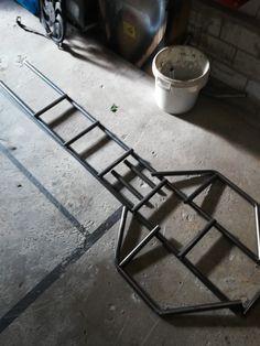Drift Trike Bau Rahmen Drift Trike Motorized, Pipe Curtain Rods, Projects, Frame, Log Projects, Blue Prints