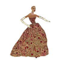 Paper doll 1(Modèle:Sangharee)