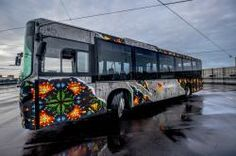 Behind The Scenes By addfuel Street Art, Vehicles, Buses, Trains, Graphics, Cars, Projects, Log Projects, Blue Prints