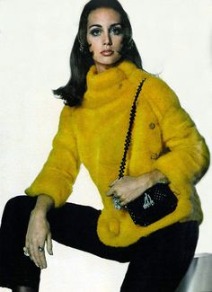 Photo by Penn Vogue 1969
