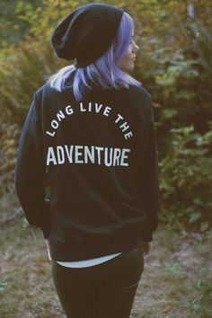 Long Live The Adventure Flex Fleece Club Jacket