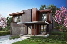 urban housing | Crafthouse Toronto - modern homes - architect: symbolics architecture ...
