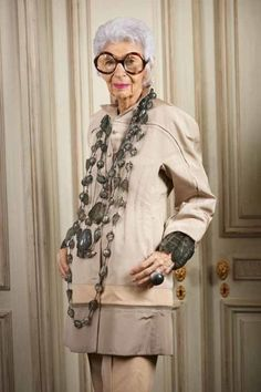 Iris Apfel's Personal Jewelry Collection Goes on Sale Next Week: Take a Look at What She's Selling - Fashionista