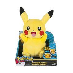 Gosedjur Pikachu - Pratande (30cm)