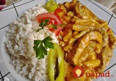 See related links to what you are looking for. Meat Recipes, Dinner Recipes, Cooking Recipes, Hungarian Recipes, Food And Drink, Pork, Treats, Chicken, Ethnic Recipes