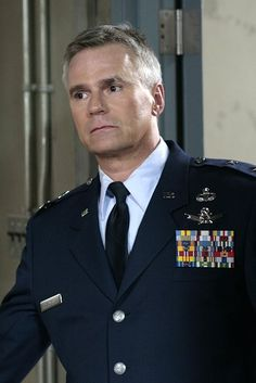 Richard Dean Anderson as General Jack O'Neill