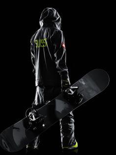 Switzerland: snowboard competition kit, by Nike. #sochi2014