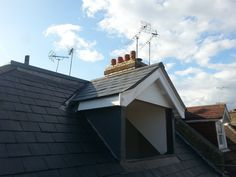 single pitched roof dormer