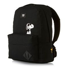 7492148547 Vans Backpacks - Vans Old Skool Ii Backpack - Peanuts Fourgonnettes Sac À  Dos, Sac