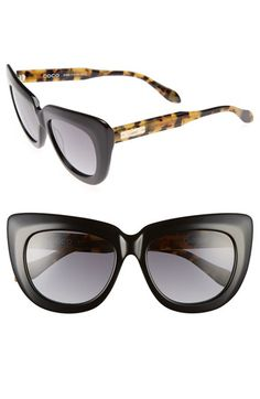 a6dc843b4c6 Free shipping and returns on Sonix Coco 55mm Gradient Cat Eye Sunglasses at  Nordstrom.com