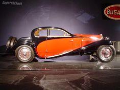 Bugatti 1932 Type 50 Coupe
